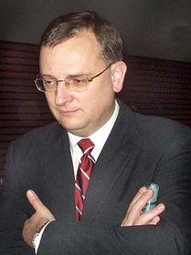 Minister checo de Trabajo y Asuntos Sociales, Petr Necas