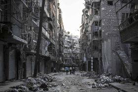 Syrie, photo: CTK