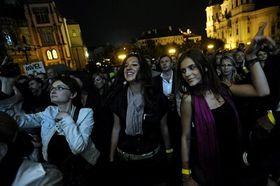 El concierto de Bregovic en Praga, foto: ČTK