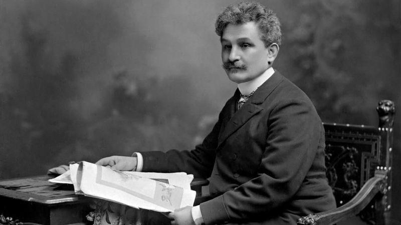 Leoš Janáček, foto: Moravské zemské muzeum vBrně