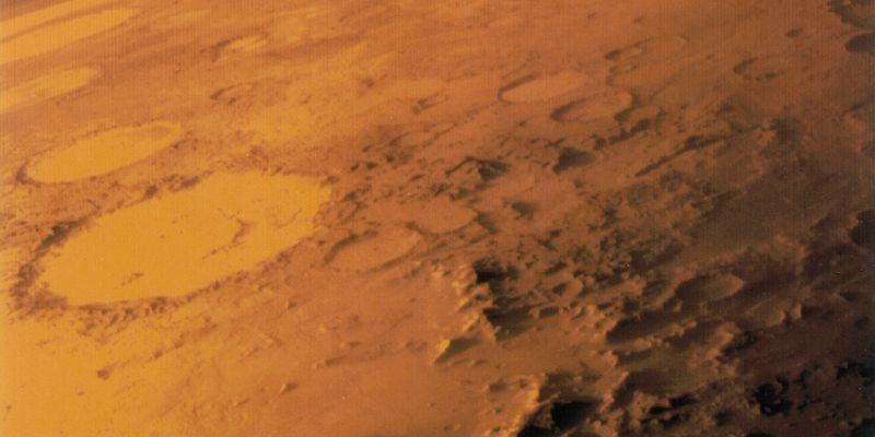 Mars, photo: NASA