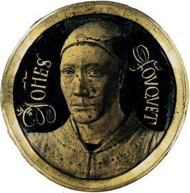 L'autoportrait de Jean Fouquet