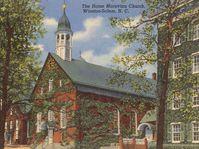 Home Moravian Church, Winston-Salem