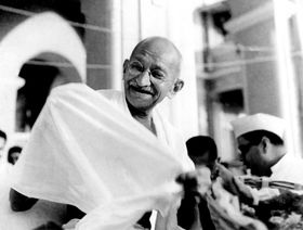 Mahatma Gandhi, photo: Public Domain