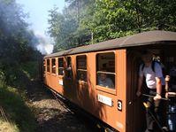 Zittauer Schmalspurbahn (Foto: Archiv Sächsisch-Oberlausitzer Eisenbahngesellschaft mbH)