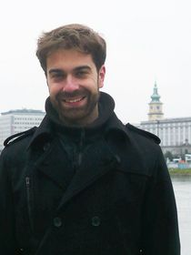 Michal Zourek, foto: archivo de Michal Zourek