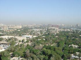 Багдад, Зеленая зона, Фото: Bobsmith040689