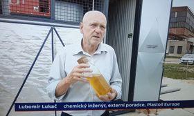 Lubomír Lukač, photo: Czech Television
