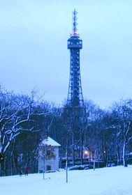 Петржинская башня (Фото: Яна Шустова)