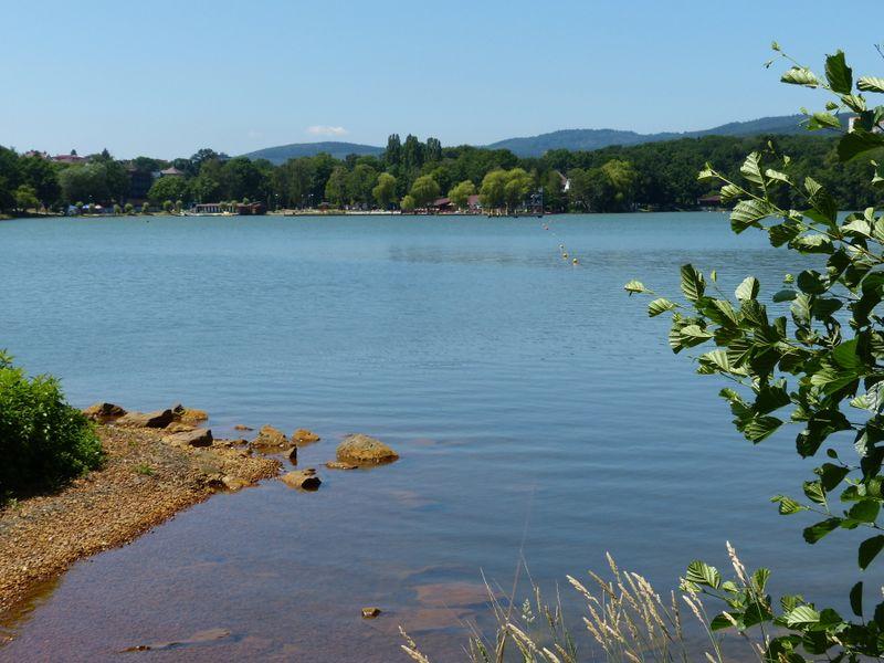 Kamencové jezero, foto: Klára Stejskalová