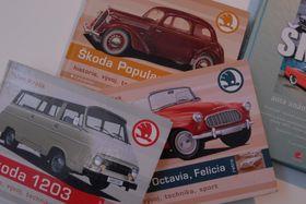 Экспонаты Музея Шкоды, Фото: Архив Эвы Туречковой