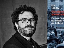 Erik Tabery a kniha Opuštěná společnost, foto: Archiv Českého rozhlasu