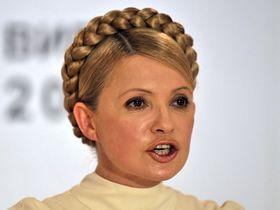Yulia Tymoshenko, photo: CTK