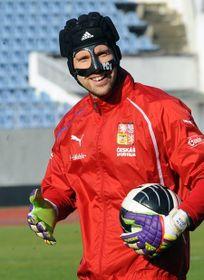 Petr Čech, photo: CTK