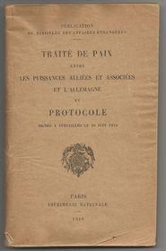 Page de couverture de la version française du traité, photo: Pearsofwisden, CC BY-SA 4.0