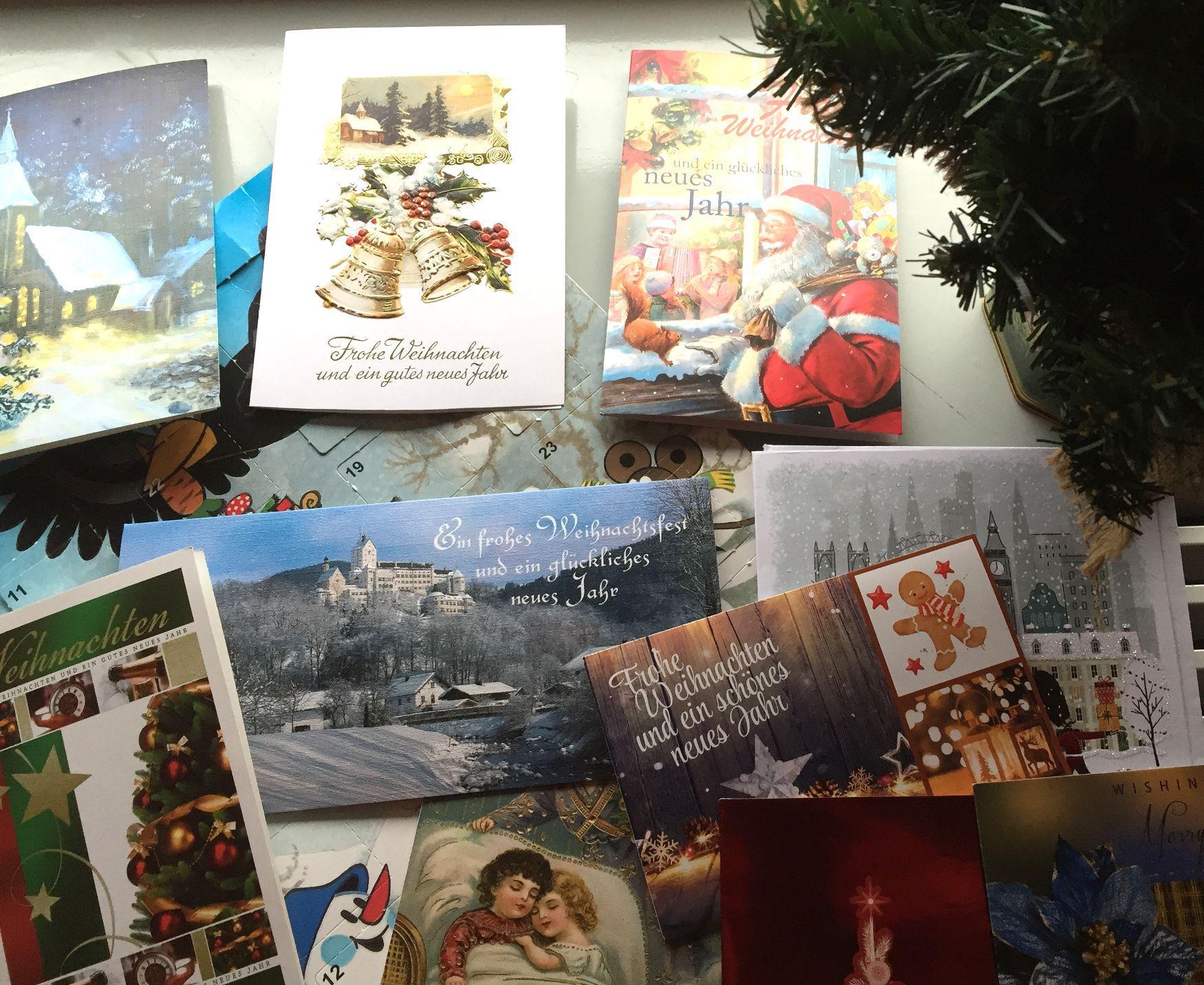Frohe Weihnachten Und Ein Gutes Neues Jahr Tschechisch.Mit Horerpost Ins Neue Jahr Radio Prague International