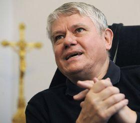 Прасжкий епископ Вацлав Малы (Фото: ЧТК)