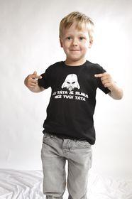 Little Rock star: «Мой папа сильнее, чем твой»