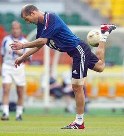 Zinedane Zidane, Foto: CTK