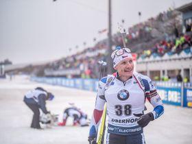 Ondřej Moravec (Foto: Archiv der Tschechischen Biathlon-Union)