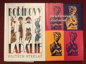 Libros sobre Na zátorách, foto: Juan Pablo Bertazza