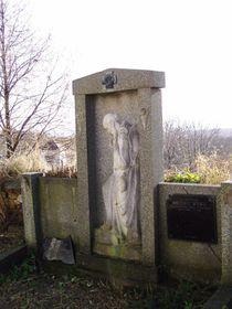 The cemetery in Kryštofovo Údolí, photo: David Hertl