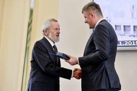 Карел Стиндл и Томаш Петршичек, фото: ЧТК / Вит Шиманек