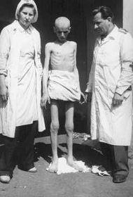 Terezín, Mayo de 1945, foto: United States Holocaust Memorial Museum, Public Domain