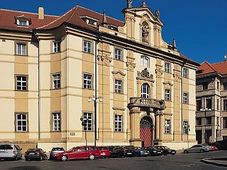 Klementinum, foto: Národní knihovna ČR