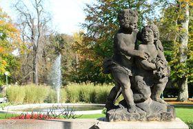 Королевские сады — сады Пражского града (Фото: Олег Фетисов)