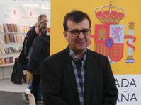 Javier Cercas, foto: Enrique Molina