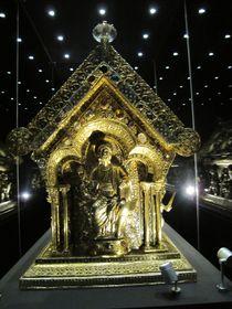 Relikviář sv. Maura, foto: Martina Schneibergová