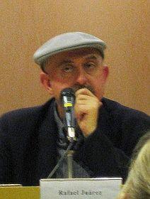 Rafael Juárez, foto: Rosario García