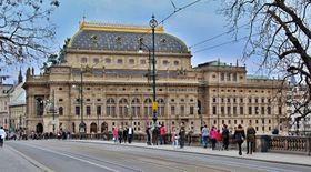 National Theatre in Prague, photo: VitVit CC BY-SA 4.0