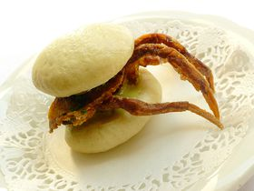 Soft Shell Crab Slider