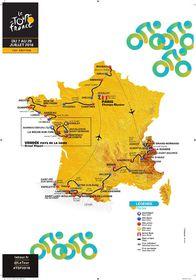 «Тур де Франс» 2018, фото: Le Tour France
