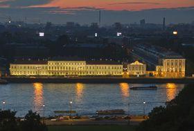 Санкт-Петербургский университет, фото: Lion10, CC BY-SA 3.0