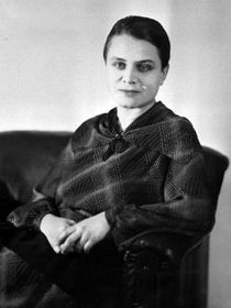 Marie Cerninova - Toyen en 1930 (Photo: CTK)