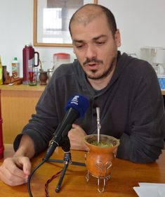 Ramiro Guevara, foto: David Koubek, ČRo