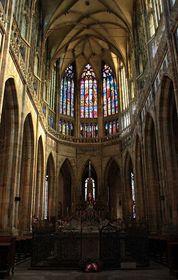 La cathédrale Saint-Guy, photo: Barbora Němcová