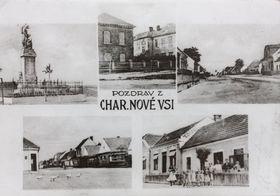 Charvátská Nová Ves (Fotoarchiv von Miroslav Geršic)