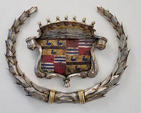 Jan Kotík - 'Coat of Arms'