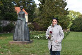Martina Zálišová, foto: Ondřej Tomšů