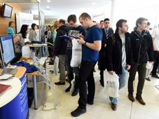 Kariéra PLUS job fair, photo: CTK