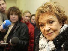 Актриса Йиржина Богдалова (Фото: ЧТК)