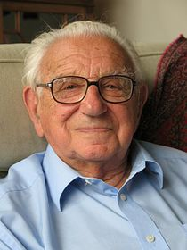 Nicholas Winton, photo: David Vaughan