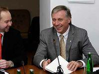 Jeroným Tejc (vlevo) a Mirek Topolánek, foto: ČTK