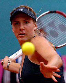 Nicole Vaidisova, photo: CTK