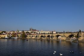 Praha, foto: Ondřej Tomšů