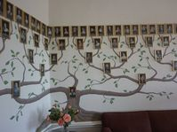Stammbaum der Adelsfamilie Sternberg (Foto: Zdeňka Kuchyňová)